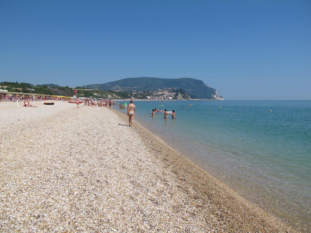 Marcelli beach