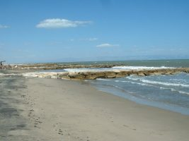 Spiaggia Margherita di Savoia - Puglia