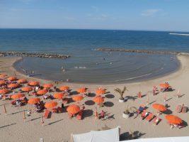Spiaggia Margherita di Savoia, Puglia