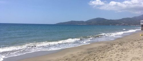 Marina di Ascea beach