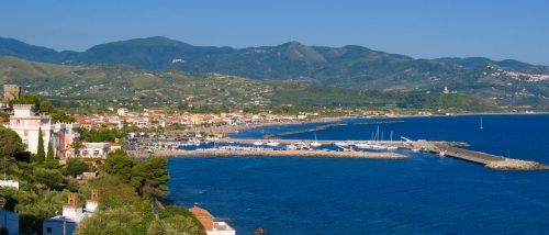 Beaches of Marina di Casal Velino
