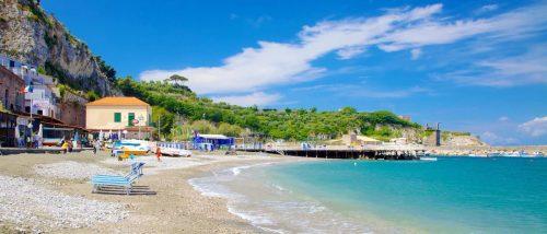 Beach of Marina di Puolo