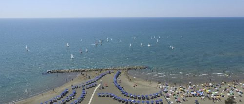 Marina di San Nicola beach