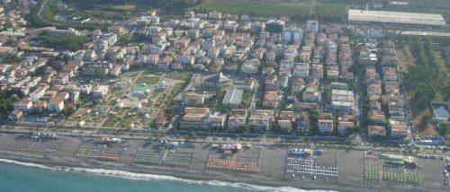 Tortora Marina beach