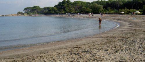 Mazzanta beach