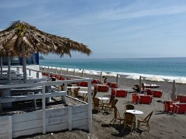 Mazzeo Beach, Taormina, Sicily