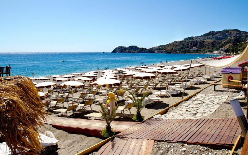 Mazzeo Beach