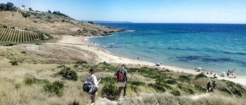 Menfi beach