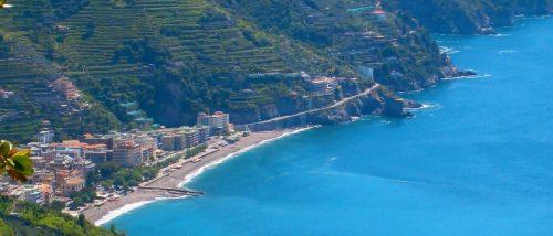 Minori beach