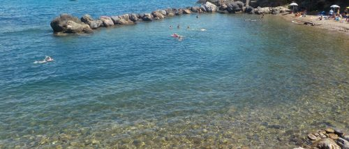 Moneglia beach