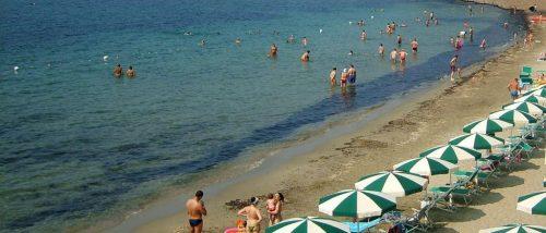 Ogliastro Marina beach