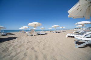 Spiaggia di Paestum - Cilento