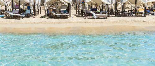 Marina di Pescoluse beach