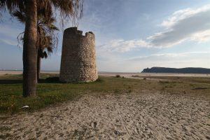 Spiaggia Poetto di Cagliari - Sardegna