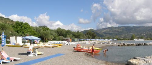 Policastro Bussentino beach