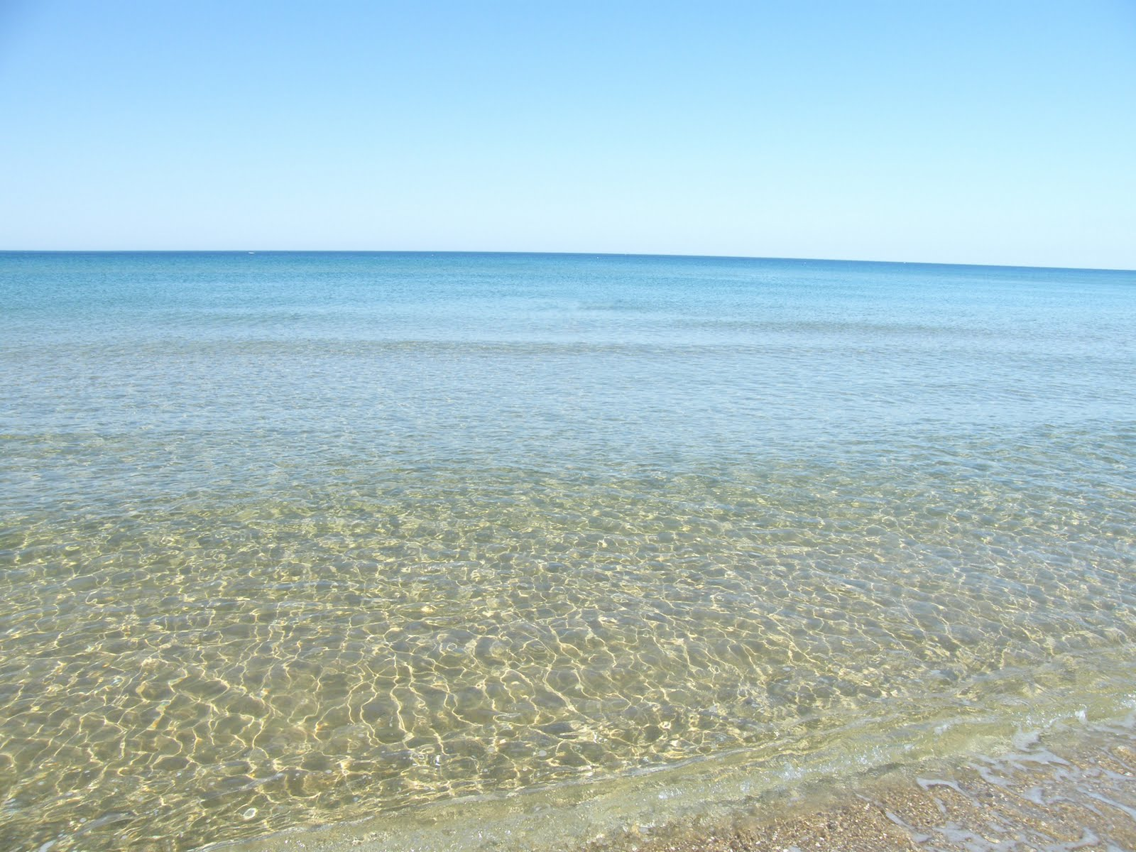 Porto Palo beach of Menfi