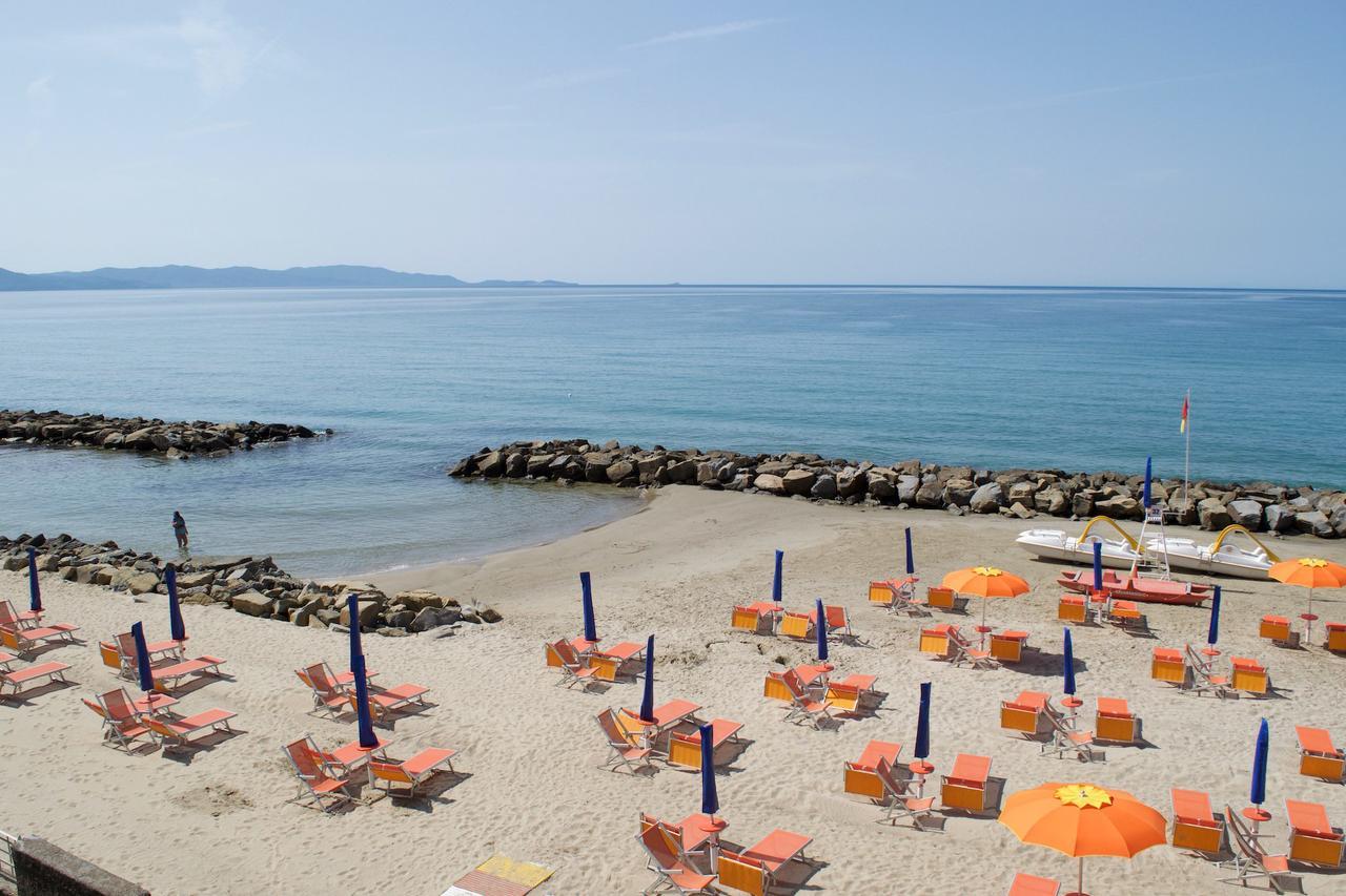 Pratoranieri beach