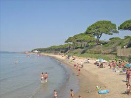 Spiaggia di Pratoranieri - Follonica - Toscana