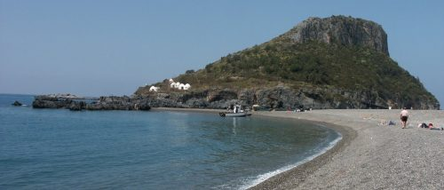 Punta Fiuzzi beach