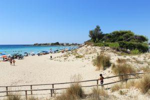 Spiaggia Punta Prosciutto - Porto Cesareo, Salento