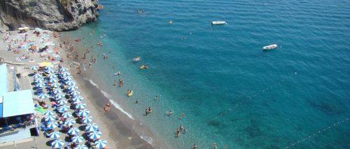 Ravello beach