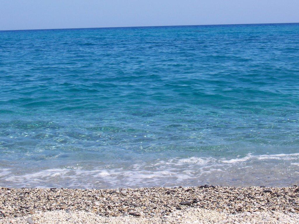 Riace Marina beach