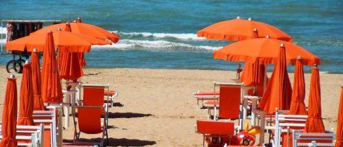 Rodi Garganico beach