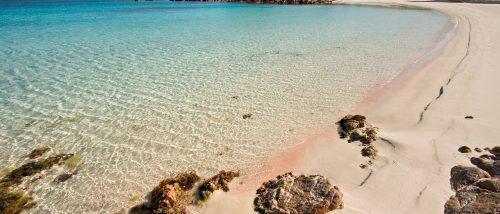 Rosa Beach of Budelli