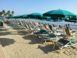 Spiaggia di Roseto degli Abruzzi, Teramo