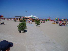 Spiaggia Rosolina Mare - Veneto
