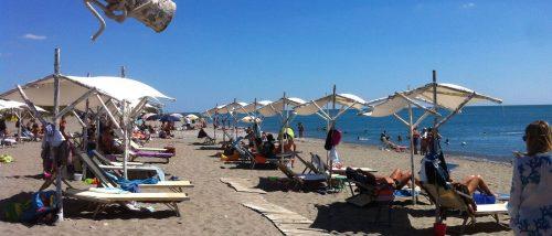Rotondella beach