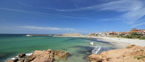 La Marinedda beach (Sa Marinedda)