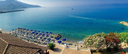San Nicola a Mare beach