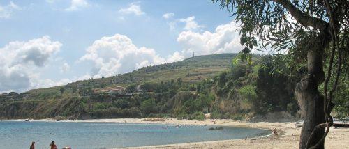 Sant'Irene beach