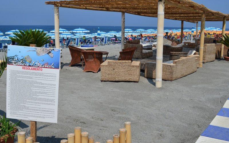 Beach of Santa Maria del Cedro
