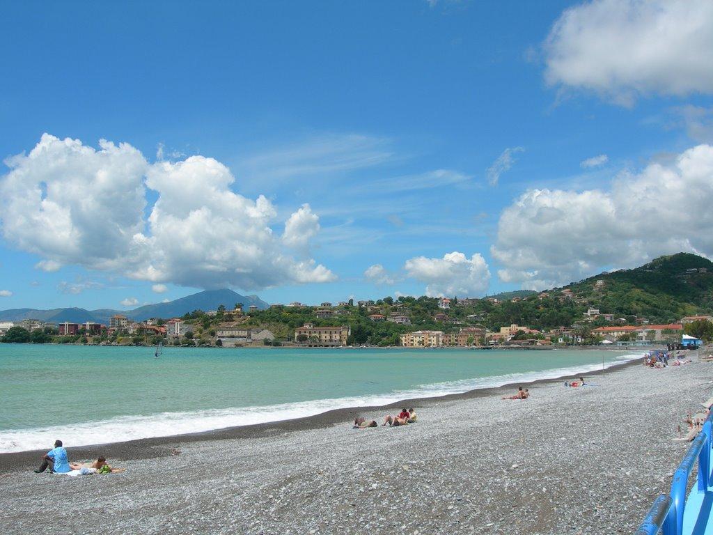 Sapri beach