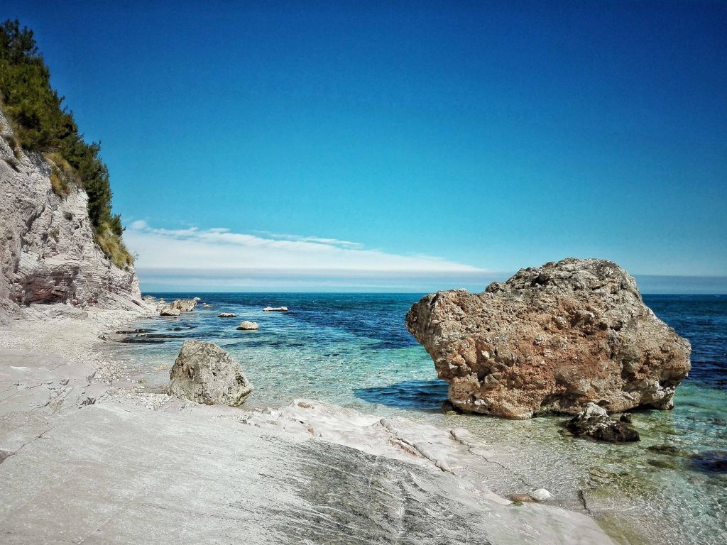 Beach of Sassi Neri