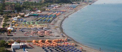 Scalea beach