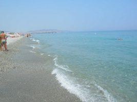 Spiaggia Siderno - Calabria