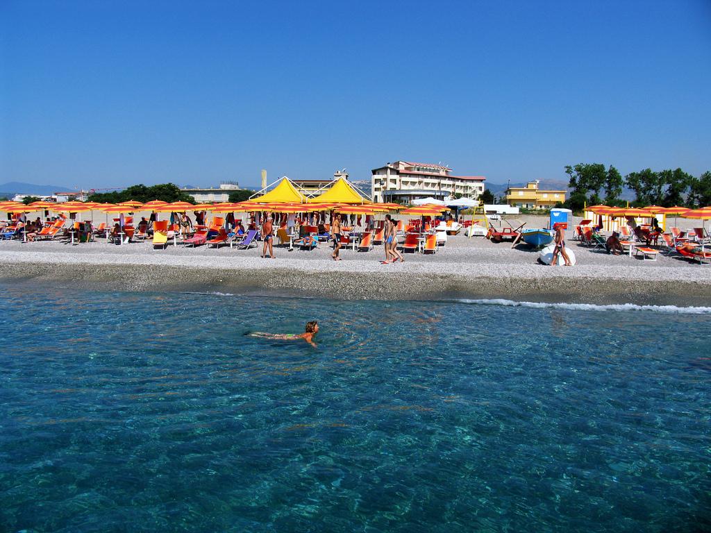 Siderno beach