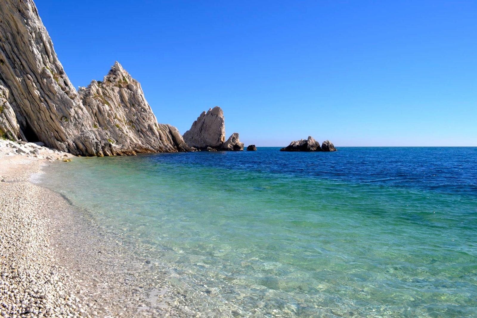 Beaches of Sirolo