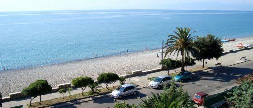 Trebisacce beach