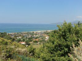 Spiaggia di Velia, Cilento