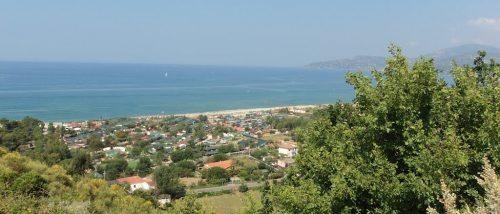 Velia beach