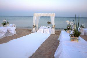 Matrimonio in spiaggia Viareggio, Versilia, Toscana