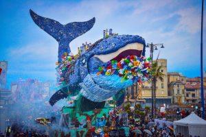 Carnevale di Viareggio, Spiagge Versilia, Toscana