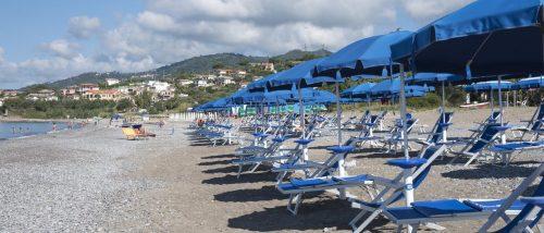 Villammare beach