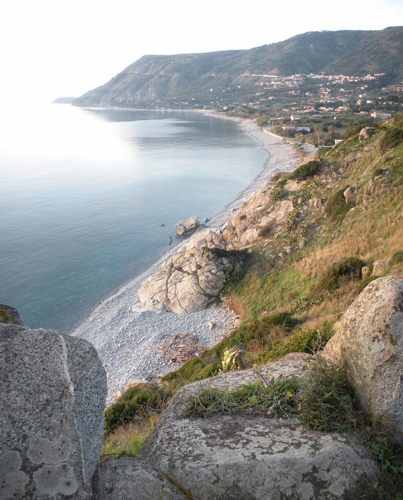 Joppolo beach