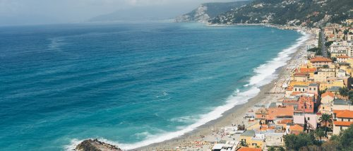 Varigotti beaches
