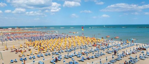 Villamarina beach